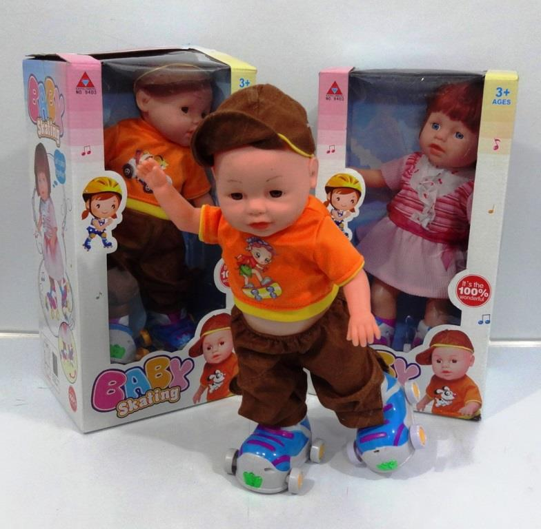 BO Skating Baby doll