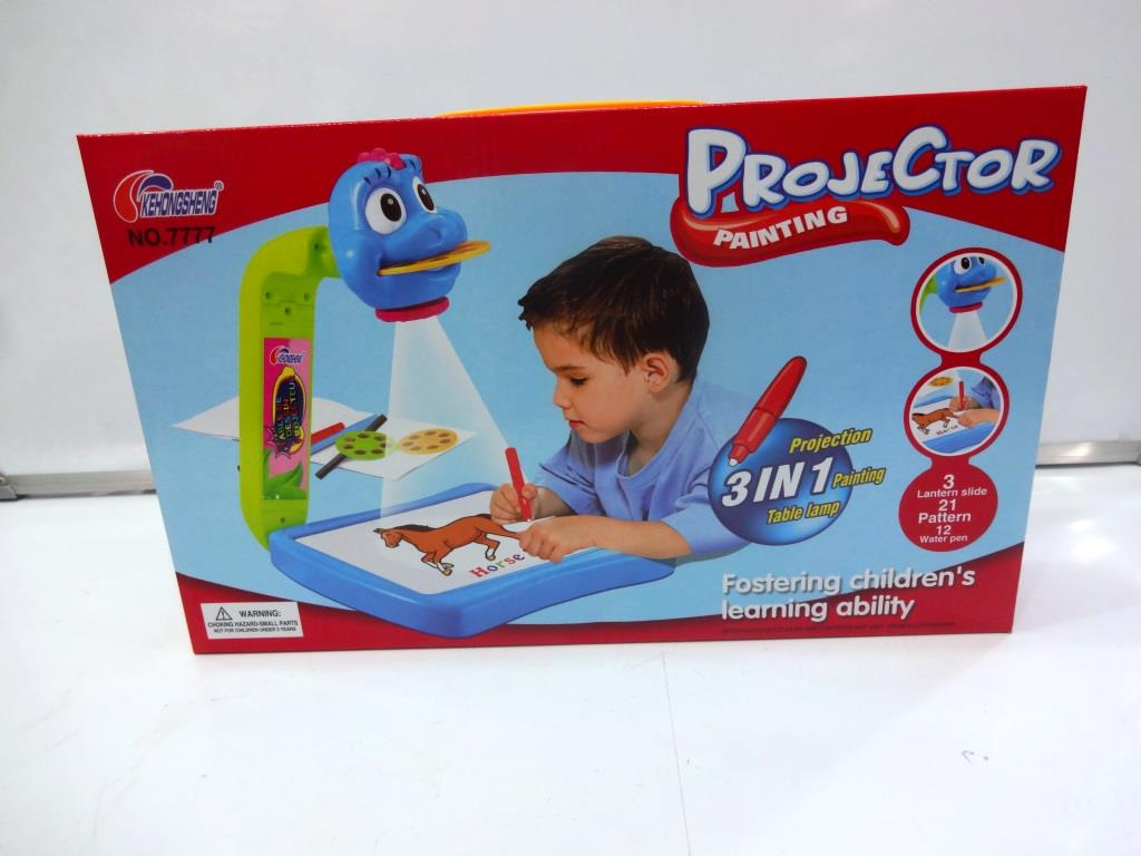 Kiddies Projector