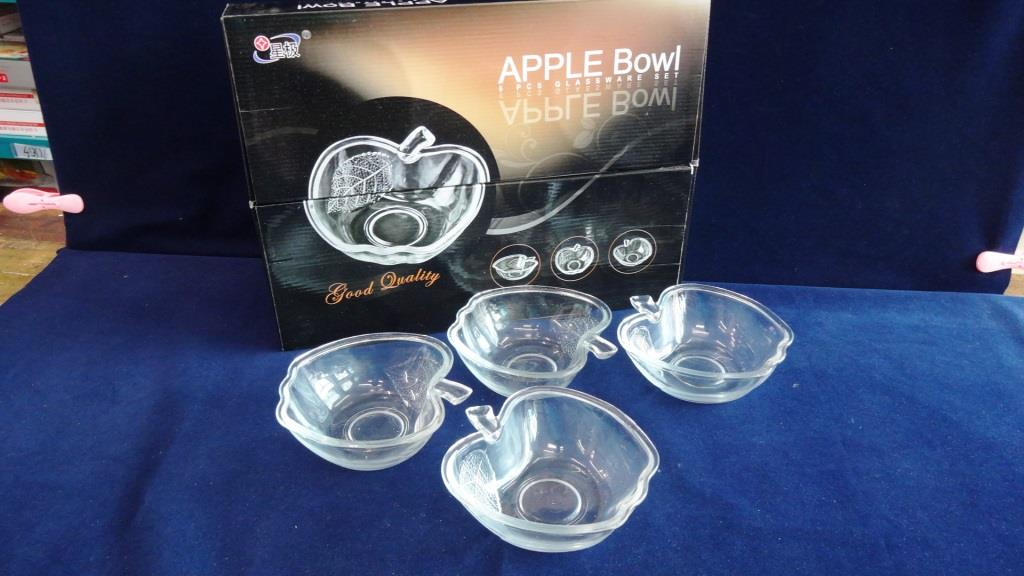 Apple Bowl Set