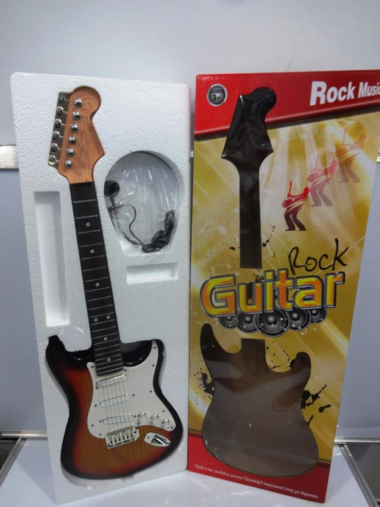 Bo Rock Guitar