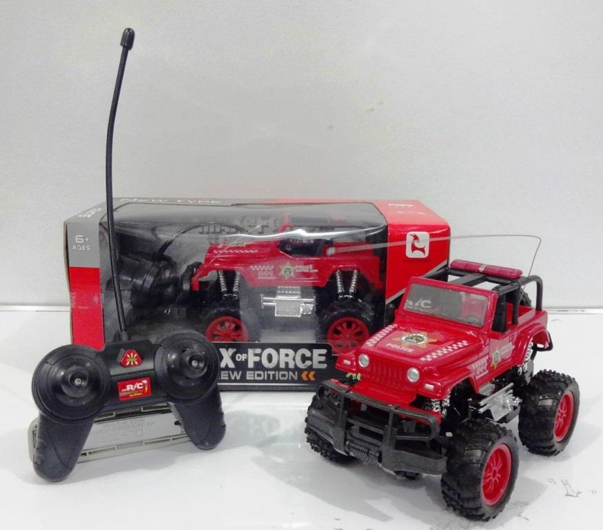 RC Max Force Jeep