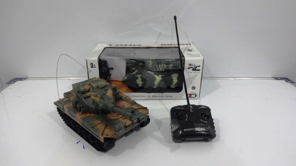 RC Military Tank