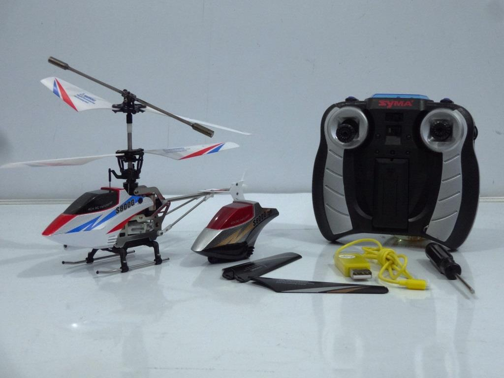 RC S800G Helicopter